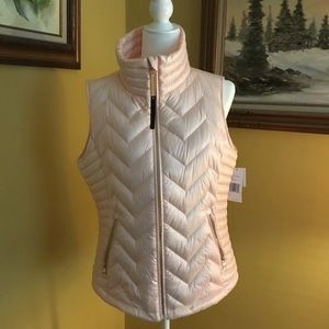 NWT Women's down vest